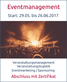 Eventmanagement Bild