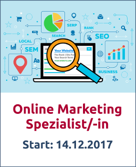 Online Marketing Spezialist/-in Bild