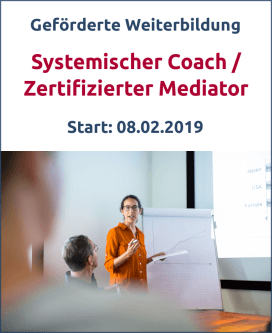 Coach + Mediator Bild