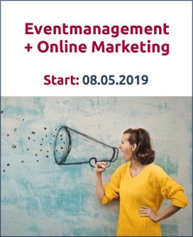 Eventmanagement + Online Marketing Bild