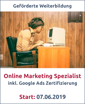 Online Marketing Bild