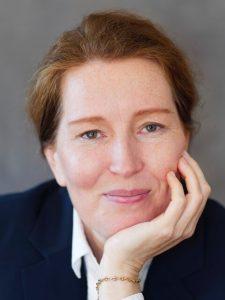 Diplom-Informatikerin Birgit Schönborn als IT-Expertin