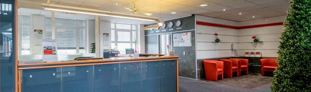 Empfang im IFM-Seminarzentrum in Hannover