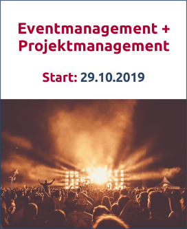 Eventmanagement + Projektmanagement Bild
