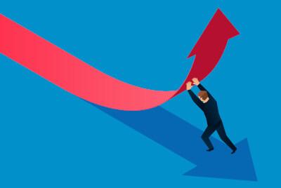 Unternehmer nimmt die Kehrtwende in der Krise selbst in die Hände