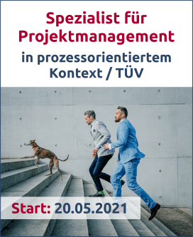 Projektmanagement Bild