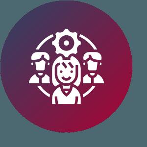 Change-Management-Team verändert Prozesse